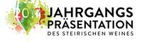 Jahrgangspräsentation des Steirischen Weines