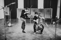 """ARGEkonzert: BartolomeyBittmann """"Neubau"""". progressive strings vienna.@ARGEkultur"""