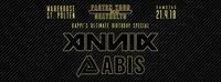 Fasten Your Seatbelts w/ Annix & Abis@Warehouse
