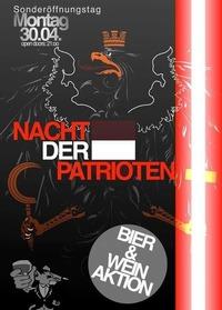 Nacht der Patrioten@Mausefalle Lienz