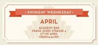 Swingin' Wednesday am 1. Mittwoch im Monat@academy Cafe-Bar