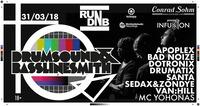 Infusion presents Drumsound & Bassline Smith@Conrad Sohm