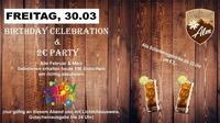Birthday Celebration & 2€ Party@Manglburg Alm