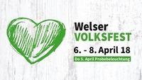 Welser Volksfest 2018 - Frühjahr@Messegelände Wels