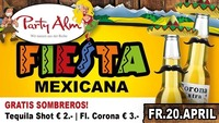 Fiesta Mexicana@Party Alm Hartberg