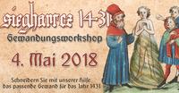 Siegharcz 1431 - Gewandungsworkshop@Mittelschule Groß-Siegharts