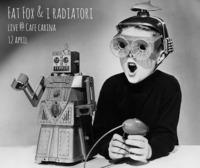 Fat Fox und i Radiatori live at Cafe Carina@Café Carina
