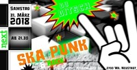 SKA PUNK Saturday@Next Bar