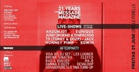 21 Years The Message Magazine // Grelle Forelle@Grelle Forelle