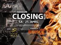 Katapult Sölden Season Closing 2018 powered by BURNZ@Katapult – Club.Bar.Lounge