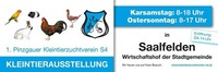 Oster Kleintierschau@Hundeverein Saalfelden