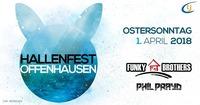 Osterhallenfest 2018@Hallenfest