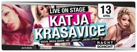 Katja Krasavice live! - 13.04.2018@Nachtschicht