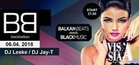 BALKAN meets BLACK@Vis A Vis
