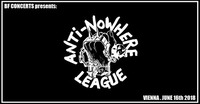Anti Nowhere League (uk) live in Vienna@Chelsea Musicplace