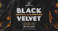 Black Velvet x Dress BLACK x 21/04/18@Scotch Club