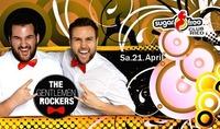 The Gentlemen Rockers live im Sugarfree@Sugarfree