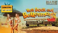 Voll Bock auf Ballermann - Von El Arenal ins Base-Liezen@BASE