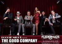 THE GOOD COMPANY - Live @ Cabaret Fledermaus