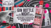 GIN Bottle NIGHT@Max & Moritz