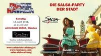 NOCHE HAVANA - die Salsa Party der Stadt@Schauspielhaus Salzburg
