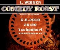 1. Wiener Comedy Roast – Nikorrekt