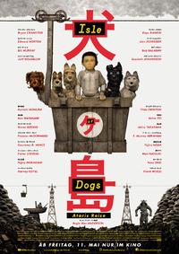 Filmpremiere: Isle of Dogs - Ataris Reise@UCI KINOWELT Millennium City