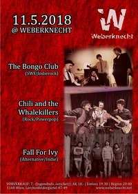 The Bongo Club (SWE), Chili and the Whalekillers, Fall For Ivy