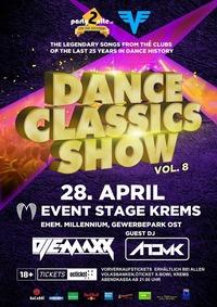 Dance Classics Show Vol. 8@Event Stage Krems