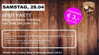 Sprit Party!@Manglburg Alm