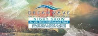 Dreamwave Night mit Liquid Soul & Anna Ullrich