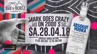 Mark goes crazy@Max & Moritz