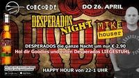 Desperados NIGHT@Discothek Concorde