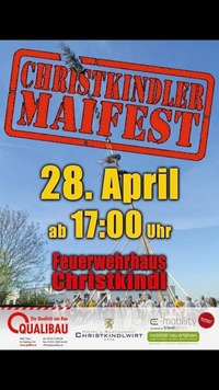 Christkindler Maifest@Feuerwehrhaus Christkindl