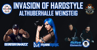Invasion of Hardstyle@Althuberhalle