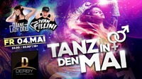 Tanz in den Mai/w Diane Lady Dee & Ivan Fillini@Derby Club & Restaurant
