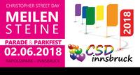 CSD Innsbruck 2018 - Parade@Durch Innsbruck