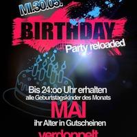 Birthday Party reloaded@Spessart