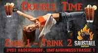 Double Time@Saustall Hadersdorf