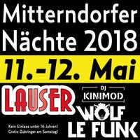 Mitterndorfer Nächte 2018@Mitterndorf