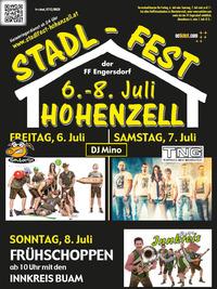 Stadlfest Hohenzell@Feststadl FF Engersdorf