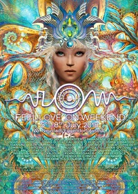 Flow Festival 2018 Tag 2@Flow Festivalgelände