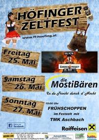 Höfinger Zeltfest@Feuerwehrhaus
