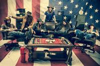 Banditos (USA) support: Squadra Leone, Misantröpics