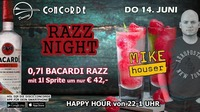 Razz NIGHT@Discothek Concorde