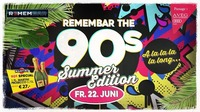 Remembar the 90s - Summer Edition@REMEMBAR