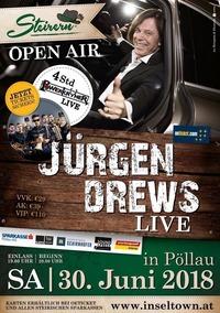 Jürgen Drews live Open Air@Steirern