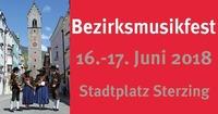Bezirksmusikfest in Sterzing@Sterzing