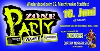 Party like a Captain@Partyzone am Stadtfest Marchtrenk