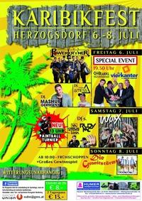 Karibikfest Herzogsdorf@Sportplatz